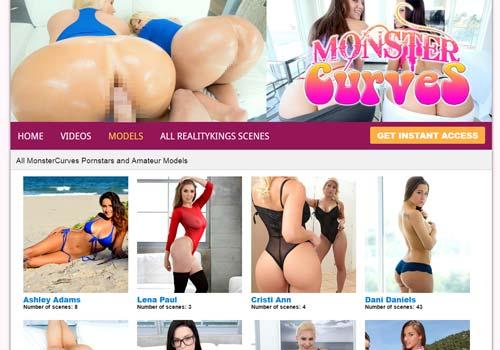 monstercurves.com