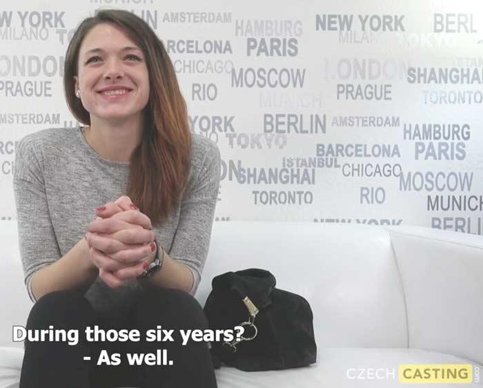 Czech Casting Taisiya